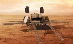 Научное оборудование миссии ExoMars-2020 установлено на посадочную платформу