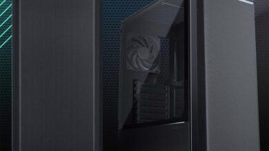 Фото Недорогой корпус Phanteks Eclipse P300A получил сетчатую лицевую панель