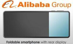 Необычный смартфон-раскладушка Alibaba: две линии сгиба и тыльный дисплей
