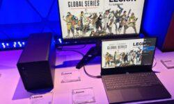 Новая игровая экосистема Lenovo: ультратонкий лэптоп, док-станция с видеокартой и монитор IPS 240 Гц