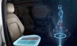 Передовое автокресло Jaguar Land Rover улучшит самочувствие водителя и пассажиров