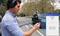 [Перевод] ИИ-система предупреждает пешеходов в наушниках о приближающемся автомобиле