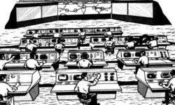 [Перевод] Полётный контроллер «Аполлона»: подробное описание всех консолей