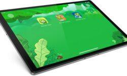 Планшет Lenovo Smart Tab M10 может превращаться в «умный» дисплей
