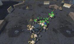 Простой зомби-шутер на Unity