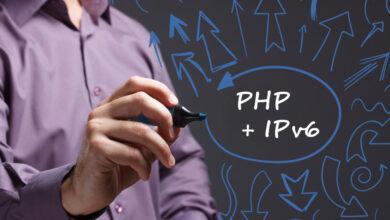 Фото Работа с IPv6 в PHP