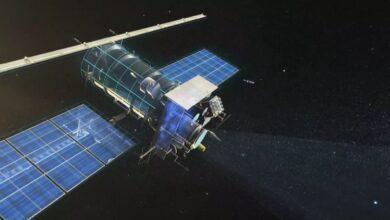 Фото РАН предлагает прогнозировать риски падения на Землю старых спутников с ядерными реакторами