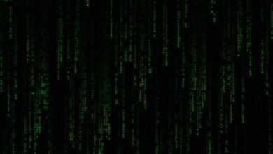 Фото Реализуем визуальный эффект из фильма «Матрица»