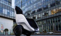 Segway представит на CES 2020 ховер-кресло S-Pod