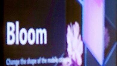 Фото Следующий складной смартфон Samsung именуется не Galaxy Bloom, а Galaxy Z Flip