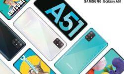 Смартфон Samsung Galaxy A51 5G получит фирменный процессор Exynos 980