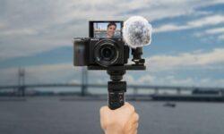 Sony выпустила новый беспроводный держатель для ряда беззеркальных камер