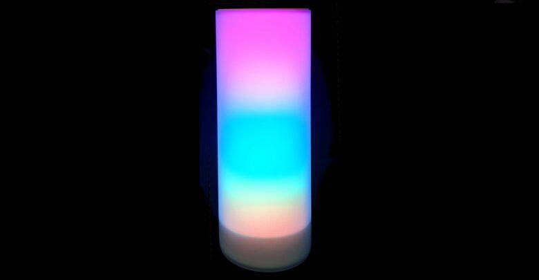 Фото Светильник управляемый жестами на Arduino