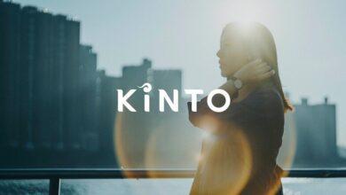 Фото Toyota KINTO: новое имя транспортных сервисов следующего поколения