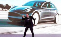 В связи с ростом рыночной стоимости Tesla выплаты Илону Маску приближаются к $346 млн