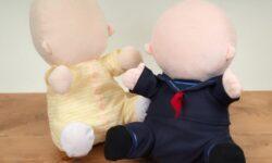 В Японии создан робот в виде младенца без лица. Для чего он нужен?