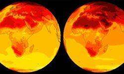 Видео дня: сценарии изменения климата в глобальном масштабе