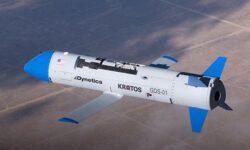 Видео лётных испытаний многоцелевых беспилотников ВВС США «Гремлины» X-61A