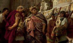 Во дворце римского императора Нерона найдена секретная комната