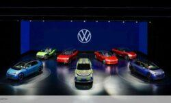 Volkswagen Group увеличила на 3 млн ориентиры по продажам электромобилей к 2028 году
