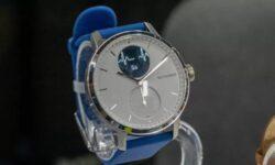 Withings ScanWatch: смарт-часы с двумя технологиями мониторинга состояния здоровья