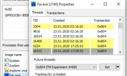 Заставляем любой процесс работать с транзакционной NTFS: мой первый шаг к созданию песочницы для Windows