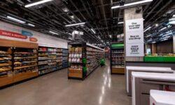 Amazon открыла полноценный супермаркет без касс