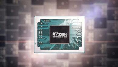 Фото AMD представила процессоры Ryzen Embedded R1305G и R1102G