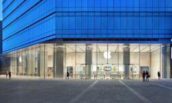 Apple вновь открыла магазины в Пекине, но с проверкой температуры посетителей