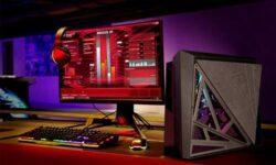 ASUS представила компактный ПК ROG Huracan G21 ускорителем GeForce RTX 2080