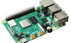 Базовая версия Raspberry Pi 4 теперь имеет 2 Гбайт оперативной памяти
