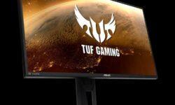 Частота обновления игрового монитора ASUS TUF Gaming VG259QM достигает 280 Гц