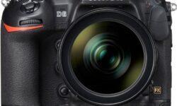 D6 выйдет в апреле за $6500 долларов — Nikon назвала официальные характеристики