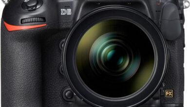 Фото D6 выйдет в апреле за $6500 долларов — Nikon назвала официальные характеристики