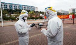 DJI помогает бороться с коронавирусом и малярией с помощью дронов
