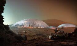 Для связи с Землей марсианские колонисты будут пользоваться лазером