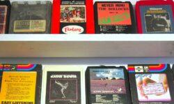 Эра компактного аудио: история Stereo 8 — кассеты с восемью звукозаписывающими дорожками