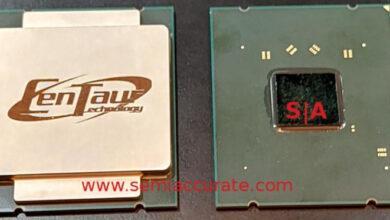 Фото Фотографии восьмиядерного процессора VIA CenTaur позволяют рассмотреть его со всех сторон