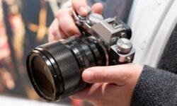 Fujifilm показала объектив XF 50 мм f/1 и ещё две модели GF, включая самую светосильную