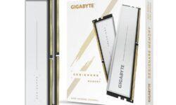 Gigabyte представила модули памяти Designare Memory для «создателей контента»