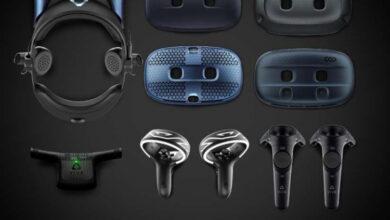 Фото HTC представила новые модели VR-шлемов серии Vive Cosmos