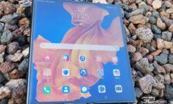 Huawei Mate Xs: смартфон с гибким экраном и поддержкой 5G