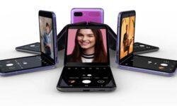 Инфографика Samsung рассказывает об особенностях смартфона Galaxy Z Flip