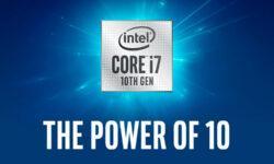 Intel Core i7-10700F протестирован в Cinebench: прямой конкурент Ryzen 7 3700X