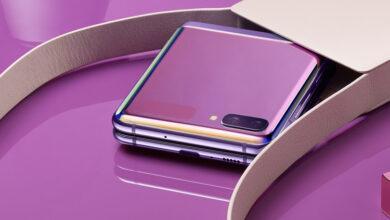 Фото Концепт-рендер демонстрирует смартфон-раскладушку Samsung Galaxy Z Flip 2