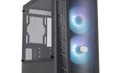Квартет новых корпусов Cooler Master MasterBox для компактных игровых ПК
