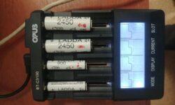 Ловим деградацию аккумуляторов АА и ААА при токах в 0.3 от емкости