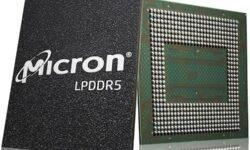 Micron начала поставки оперативной памяти LPDDR5
