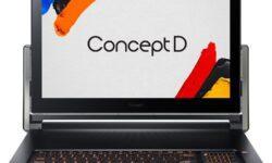 Ноутбук-трансформер Acer ConceptD 9 Pro с 4K-экраном доступен в России по цене 399 990 рублей