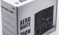 Новая статья: Обзор блока питания Aerocool AERO WHITE 700W: «белый европеец»
